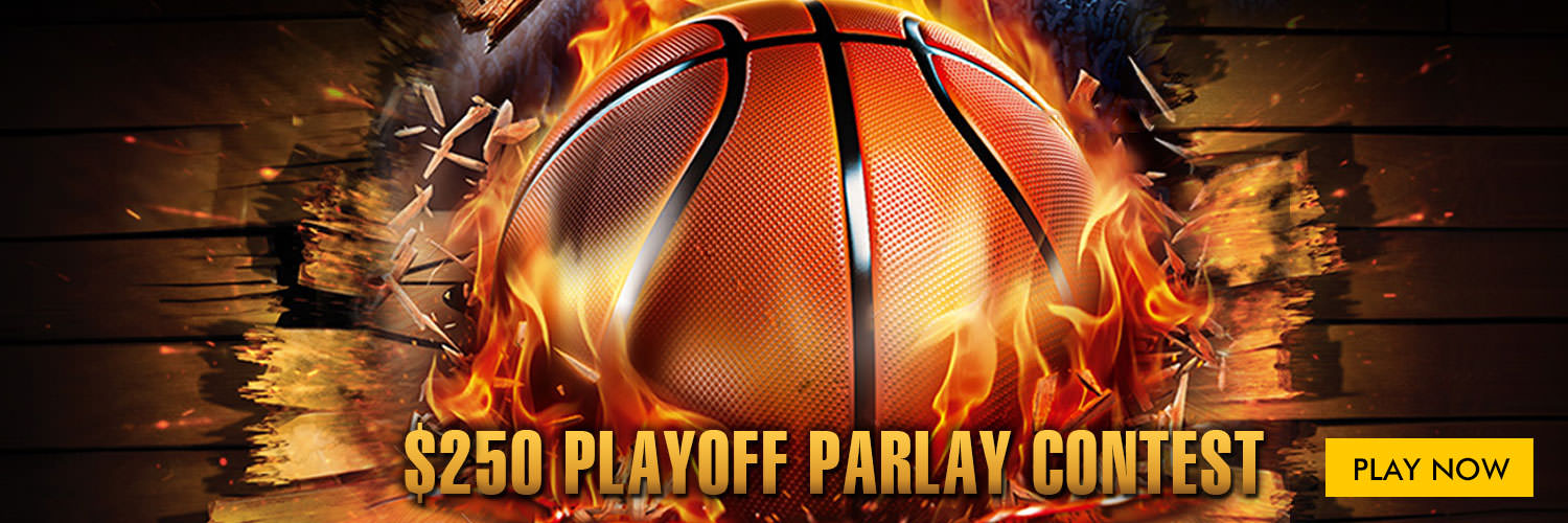 $250 NBA playoff parlay contest