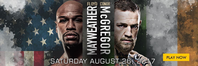 mcgregor vs mayweather fight
